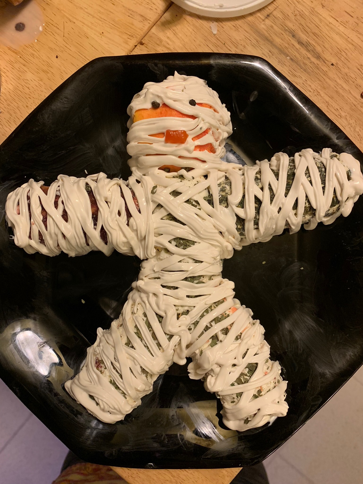 Cheese Mummy